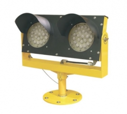 Avlite Systems Releases FAA & ICAO Compliant Solar LED Elevated Runway Guard Light (ERGL)