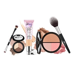 Exclusive IT Cosmetics CC+ Your Way to Radiant Skin Collection - for a Limited Time
