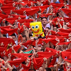 Iberian Traveler Once Again Offers Exclusive 4-Day/3-Night VIP Packages for the Opening Days of the Fiesta De San Fermín and the Running of the Bulls in 2015