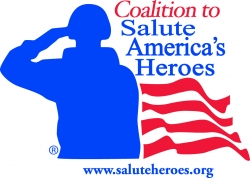 Page Named to Board of Coalition to Salute America's Heroes