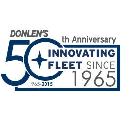 Donlen Reaches 50-Year Milestone in the Fleet Industry