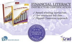 iGrad and University of Illinois Launch Online Financial Literacy Certificate Course for Educators