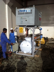 Water from Air System Installed in Abu Dhabi Gas Facility