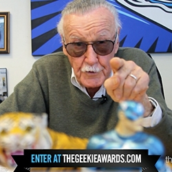 The 2015 Geekie Awards Are Open for Submissions. Stan Lee Encourages Indie Filmmakers, Comic Book Creators and Artists to Enter.