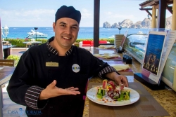 Casa Dorada Los Cabos Appoints New Executive Chef