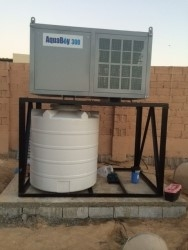 Water from Air System Irrigates Qatar Farm
