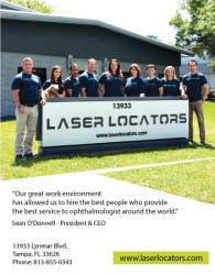 Laser Locators Makes Top 10 Best Places to Work in the Tampa Bay Area