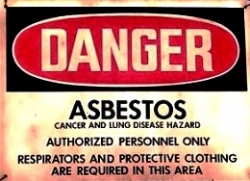 Mesothelioma Victims Center Calls Attention to 1970's Construction Products That Contained Asbestos and Urges Victims to Call Them About Better Lawyers and Compensation