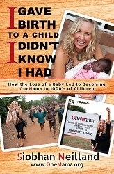 Fortune 500 Consultant Authors Reveals How the Loss of a Baby Led to Becoming OneMama to Thousands