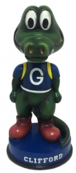 Clifford the Gator Bobbleheads Raising Funds for Gifford Elementary