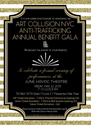NYC Annual Anti-Trafficking Gala