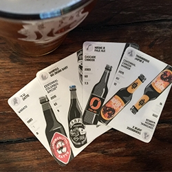 The World's First Collectible Beer-Related Card Game Arrives