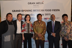 Mexican Food Fiesta 21 May - 2 June 2015 at Cafe Gran Via