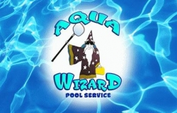 Aqua Wizard Pool Service Earns 2014 Super Service Award