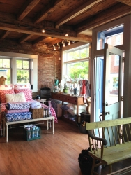 Pam Older Designs Opens in Downtown Newburyport Handcrafted Jewelry, Bedding and More