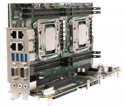New System Host Board Delivers 80 Lanes of PCI Express