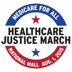 Healthcare Justice March Applauds King v Burwell Ruling
