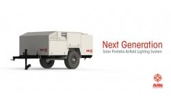 Avlite Announces Next Generation Solar Portable Airfield Lighting System (PALS)