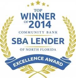 Florida Capital Bank, N.A. Named Top Community Lender for FY14