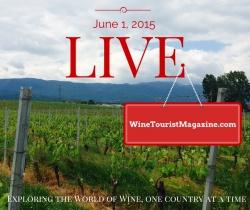 International Wine Tourism Magazine Launches Today