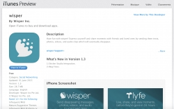 Wisper Sets Its Journey to Become the Next Go-to Ephemeral Social App for the New Generation