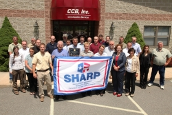 CCB, Inc. Receives Safety Award