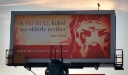 Daxton's Friends Billboard Campaign is First Ever to Highlight Fatal Dog Attacks