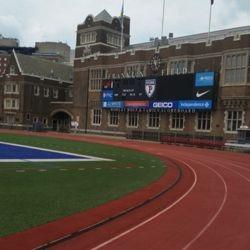 Rekortan Chosen for Running Track Renovation at University of Pennsylvania's Franklin Field