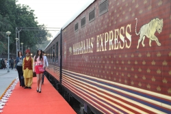 Maharajas' Express to Chug on a Special Journey This September