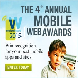 Web Marketing Association Looking for Mobile Development Professionals to Judge 2015 MobileWebAward Competition