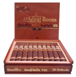 Alliance Cigar Adds Aging Room Quattro F55 Size to Its Exclusive