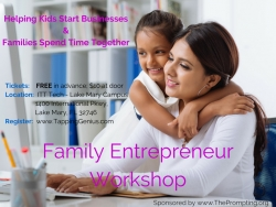The Prompting Announces First Youth Entrepreneur Workshop
