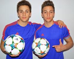 Soccer Sensations SkillTwins Jakob and Josef U.S. Footwork Camp - Presented by AddisonYouthSoccer.com