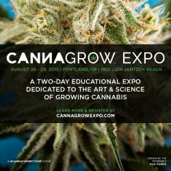 CannaGrow Expo Comes Portland, Oregon