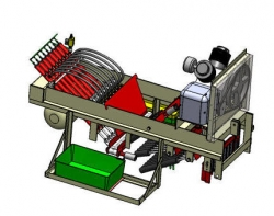 New Machine Makes Mechanical Asparagus Harvesting Possible