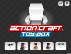 ActionCraft Toy Box Will Keep You PaperCrafting in the Mobile World