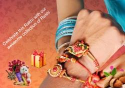 India's Favorite Online Rakhi Store; Send Rakhi & Rakhi Gifts to India via Express Delivery and Free Shipping