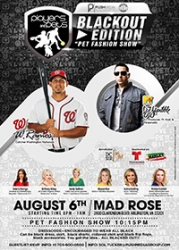 Push Media Group, Mad Rose Tavern Present Players and Pets BLACKOUT Celebrity Party Featuring DJ Skribble and Catcher Wilson Ramos