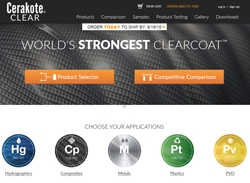 Cerakote® Introduces the World's Strongest Clear Coat