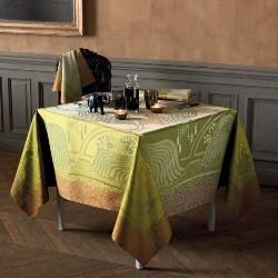 Yvonne Estelle's Fall Collection of Table Linens Arrives from Paris
