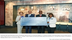 Atlanta Life Financial Group Pledges Support to The National Center for Civil and Human Rights, Inc.