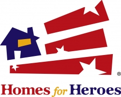 Hickory Homes For Heroes® Lender Gives Back to Over 100 Heroes and Their Families