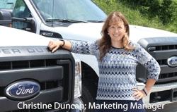 Badger Truck Center Appoints Christine Duncan Marketing Manager