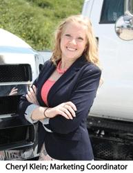 Badger Truck Center Appoints Cheryl Klein as Marketing Coordinator