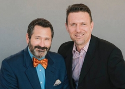 Ronald Shore and David Hitt Provide Inspiring Career Advice to Local Youth at Los Angeles LGBT Center