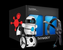 ThynkWare Innovation Performs a Live Demo of ThynkBot at Crowdfunding Meetup in Silicon Valley