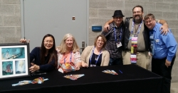 Writers of the Future Signing at World Con in Seattle