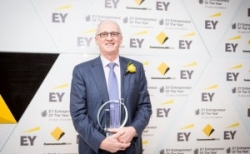 Peter Wyatt Selected as Ernst & Young's Technology Entrepreneur Of The Year