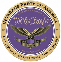 Veterans' Party of America Selects First Presidential Candidate