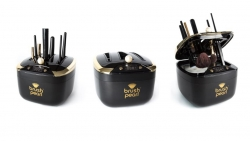 BrushPearl Revolutionizes Makeup and Cosmetic Brush Cleaning with Ultrasonic Technology